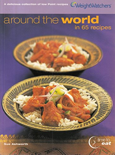 Around The World In 65 Recipes By Sue Ashworth