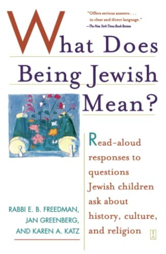 What Does Being Jewish Mean By Katz