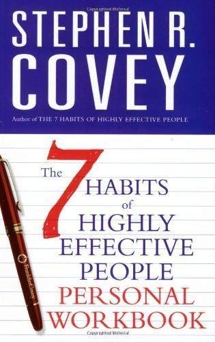 7 habits personal workbook pdf