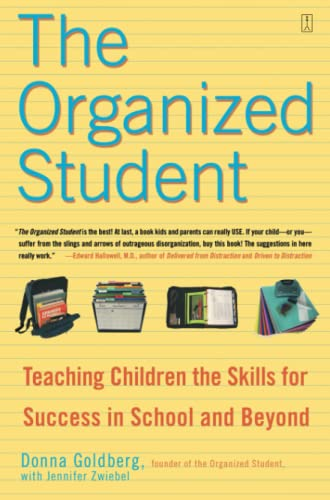 Organized Student, the By Donna Goldberg