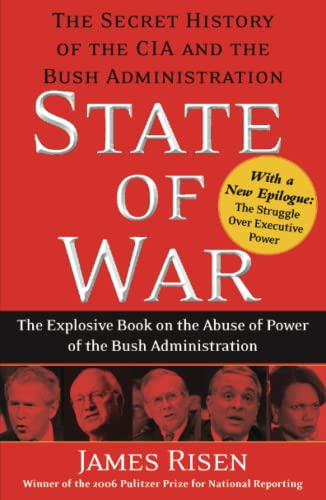 State of War By James Risen