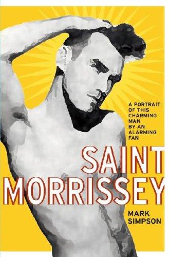 Saint Morrissey By Mark Simpson
