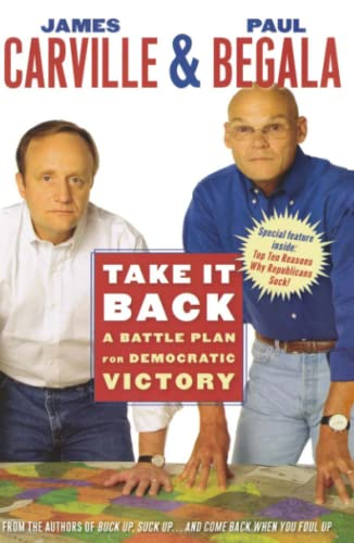 Take It Back By James Carville