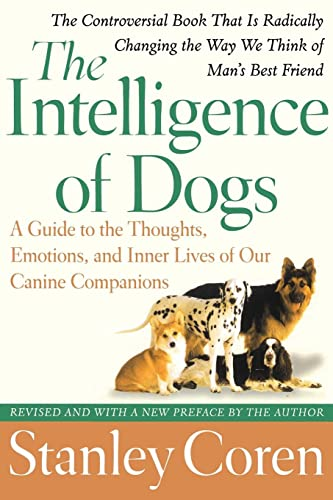 Intelligence of Dogs By Stanley Coren