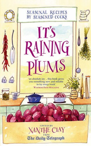 It's Raining Plums by Xanthe Clay