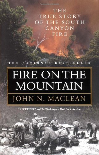 Fire on the Mountain By MacLean