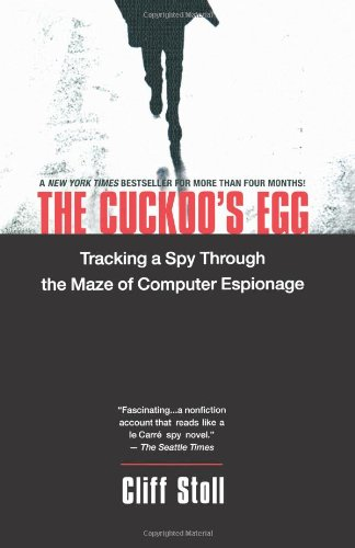 Cuckoo's Egg By Cliff Stoll