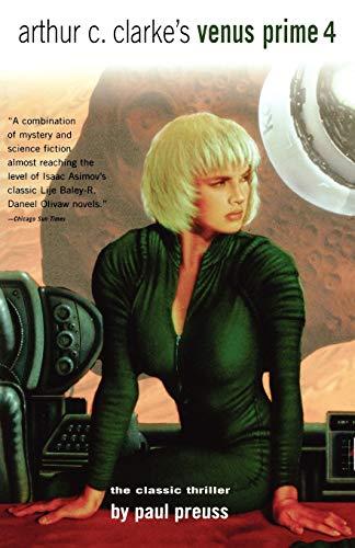 Arthur C.Clarke's Venus Prime By Paul Preuss