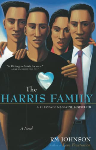 The Harris Family By R. M. Johnson