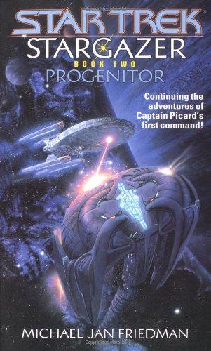 Stargazer By Michael Jan Friedman