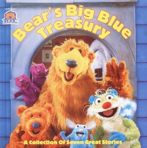 Big Blue Treasury (Bear In The Big Blue House) By Jim