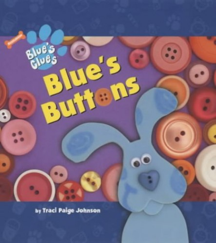 Blue's Buttons By Angela Santomero