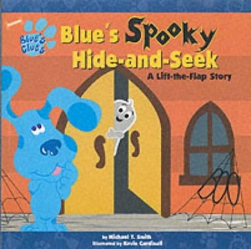 Blue's Spooky Hide-and-seek By Angela Santomero