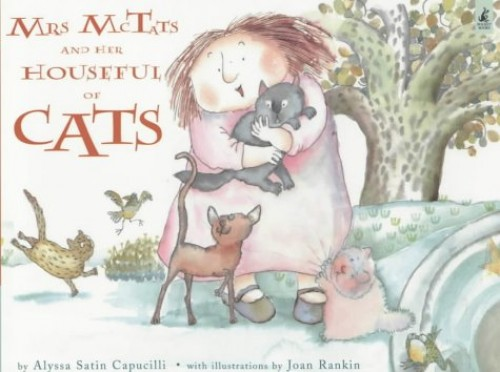 Mrs McTats and Her Houseful of Cats by Alyssa Satin Capucilli