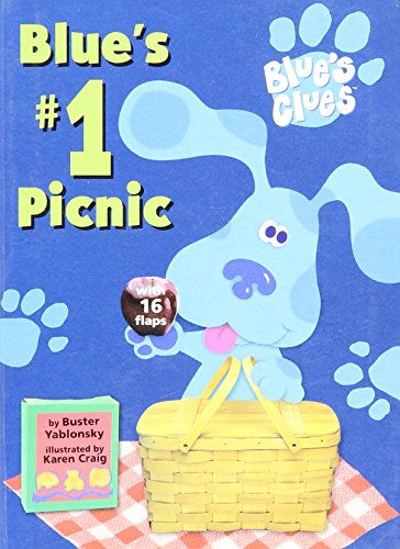 Blue's First Picnic By Nickelodeon
