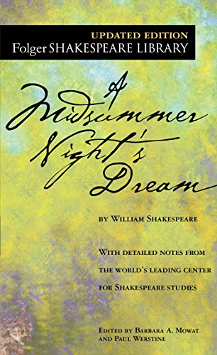 A Midsummer Night's Dream By William, of Chartres