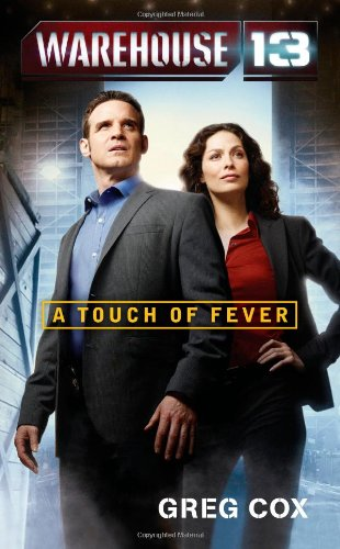 Warehouse-13-A-Touch-of-Fever-by-Cox-Greg-0743491734-The-Cheap-Fast-Free-Post