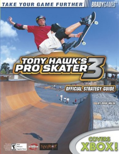 Tony Hawk's Pro Skater 3 Official Strategy Guide for Xbox By Doug Walsh