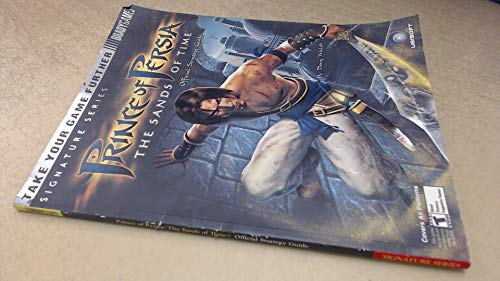 BG: Prince of Persia:The Sands of Time (TM) Official Strategy Guide (UK) By Doug Walsh