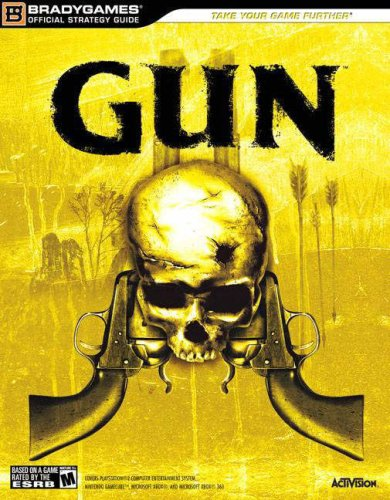 Gun Official Strategy Guide By BradyGames