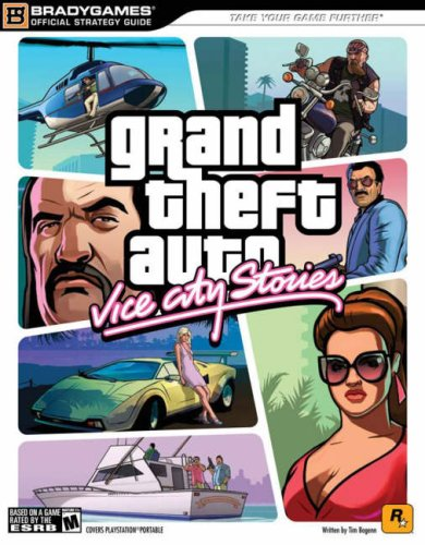 Grand Theft Auto: Vice City Stories Official Strategy Guide (Official Strategy Guides) By Tim Bogenn