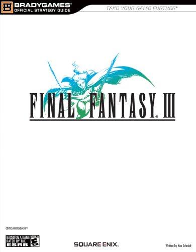 Final Fantasy III By Ken Schmidt