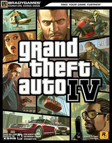 Grand Theft Auto IV Signature Series Guide By BradyGames