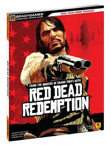 Red Dead Redemption Signature Series Strategy Guide By BradyGames