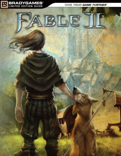 """Fable II"" Limited Edition Guide (BG) By BradyGames"