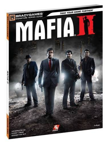 Mafia II Signature Series Strategy Guide By BradyGames