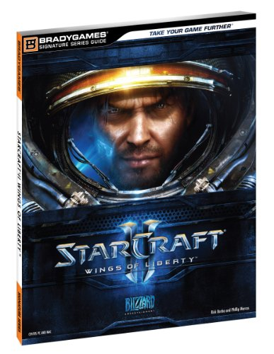 StarCraft II Signature Series Guide By BradyGames