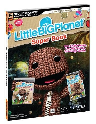 LittleBigPlanet Super Book Signature Series Strategy Guide By BradyGames