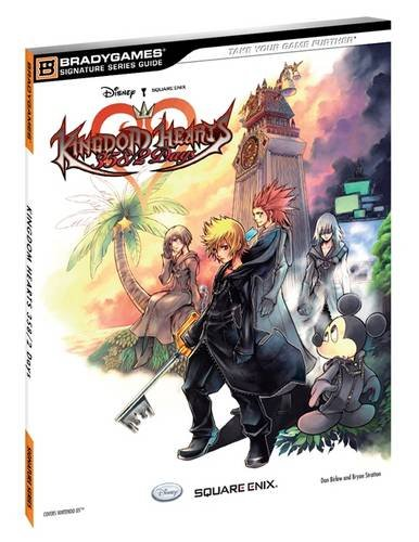 Kingdom Hearts 358/2 Days Signature Series Guide By BradyGames