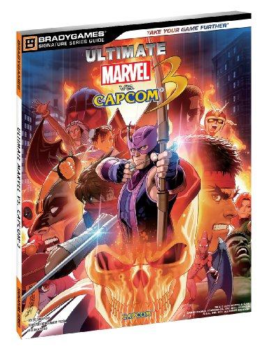 Ultimate Marvel vs. Capcom 3 Signature Series Guide By BradyGames