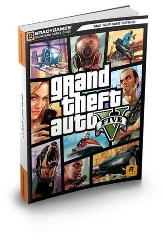 Grand Theft Auto V Signature Series Strategy Guide By BradyGames
