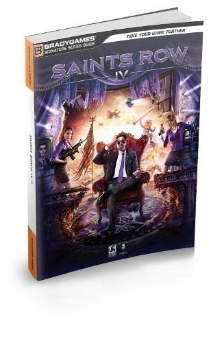 Saints Row IV Signature Series Strategy Guide By BradyGames