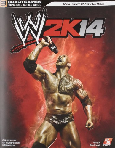 WWE 2K14 Signature Series Strategy Guide By BradyGames