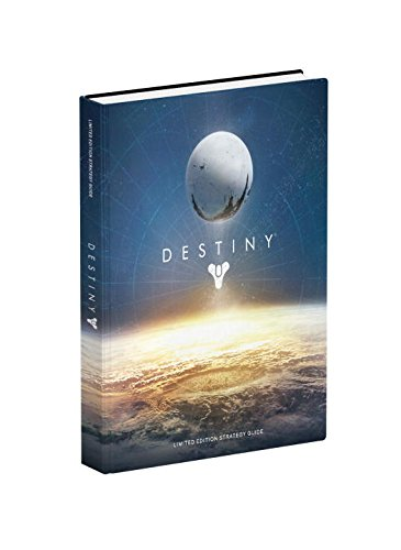 Destiny Limited Edition Strategy Guide By BradyGames