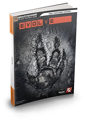 Evolve Official Strategy Guide By BradyGames