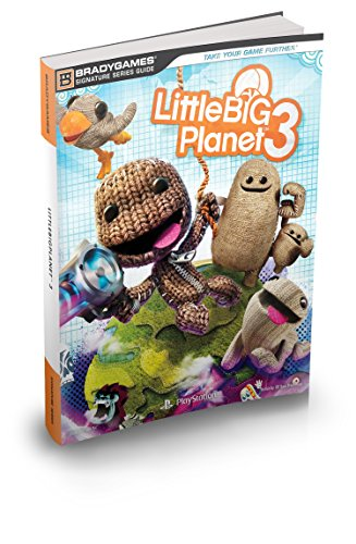 Little Big Planet 3 Signature Series Strategy Guide By BradyGames