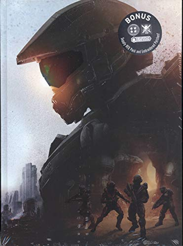 Halo 5: Guardians By Prima Games