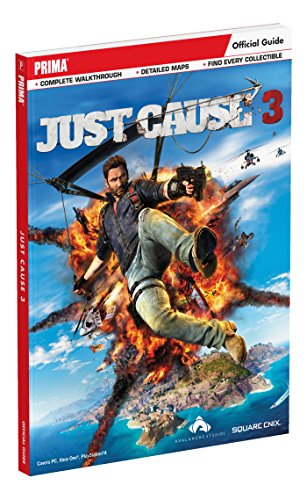 Just Cause 3 Standard Edition Guide By Prima Games