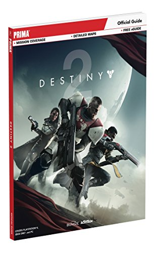 Destiny 2 By Prima Games