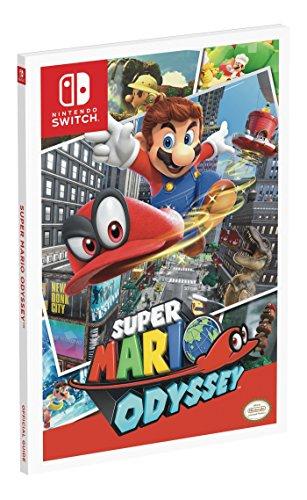 Super Mario Odyssey Book (Standard Edition) By Prima Games
