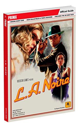 L.A. Noire (2017 Remaster) By Prima Games