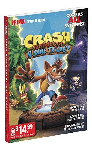 Crash Bandicoot N. Sane Trilogy By Michael Knight