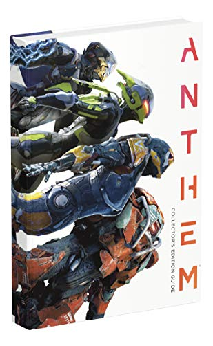 Anthem By Prima Games