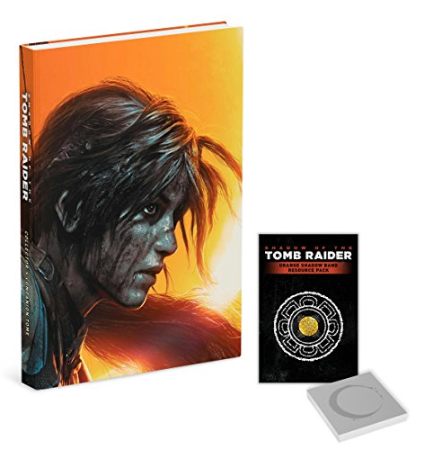 Shadow of the Tomb Raider: Official Collector's Companion Tome By Michael Owen