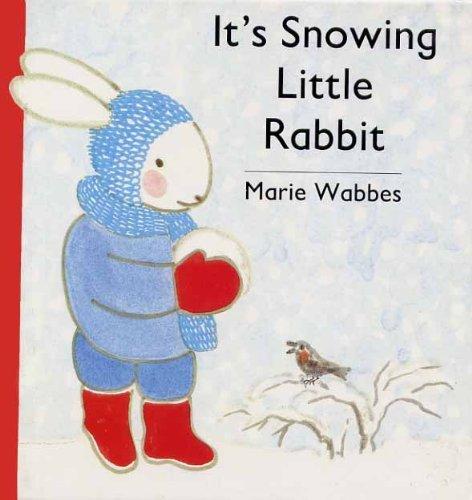 It's Snowing, Little Rabbit By Marie Wabbes