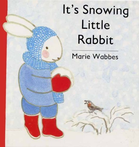 It-039-s-Snowing-Little-Rabbit-by-Wabbes-Marie-Hardback-Book-The-Cheap-Fast-Free